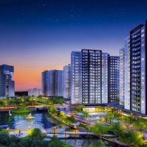 Dự Án Mizuki Park Resident